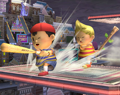 Lucas/Ness Comparison