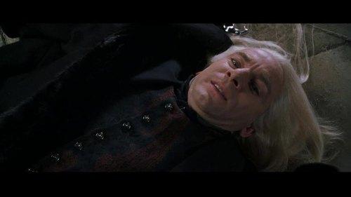 Lucius in the COS