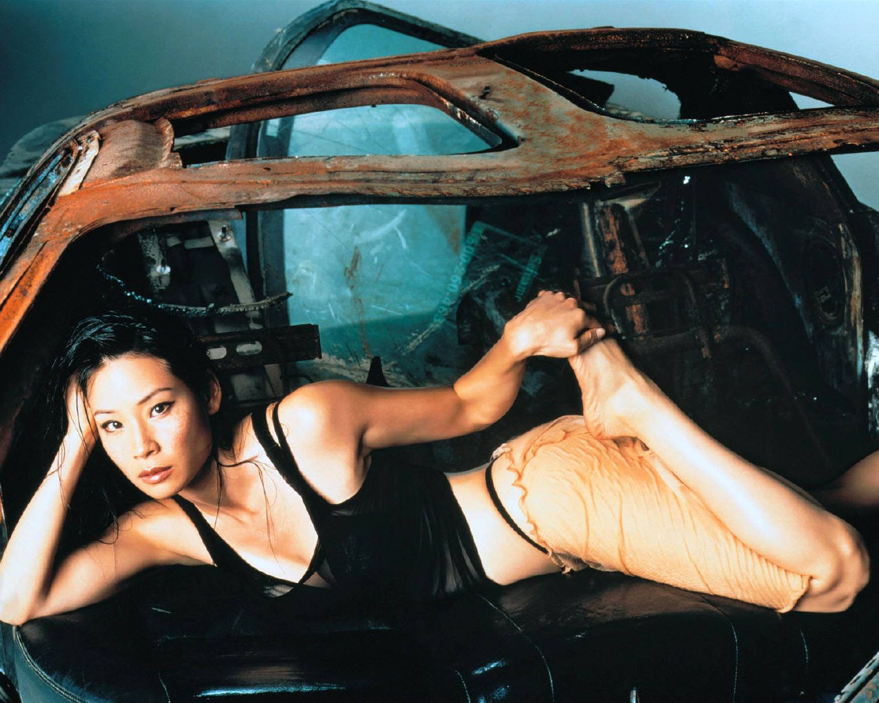 Lucy Liu - Lucy Liu Wallpaper (196242) - Fanpop