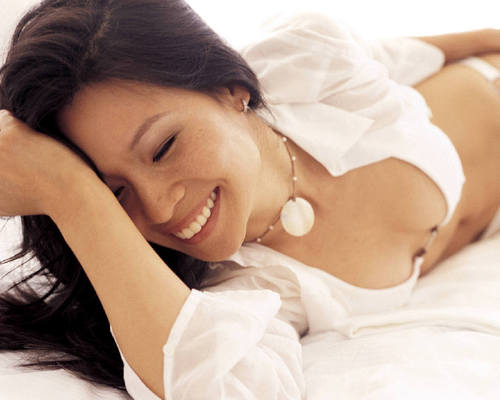 Lucy Liu wallpaper titled Lucy Liu