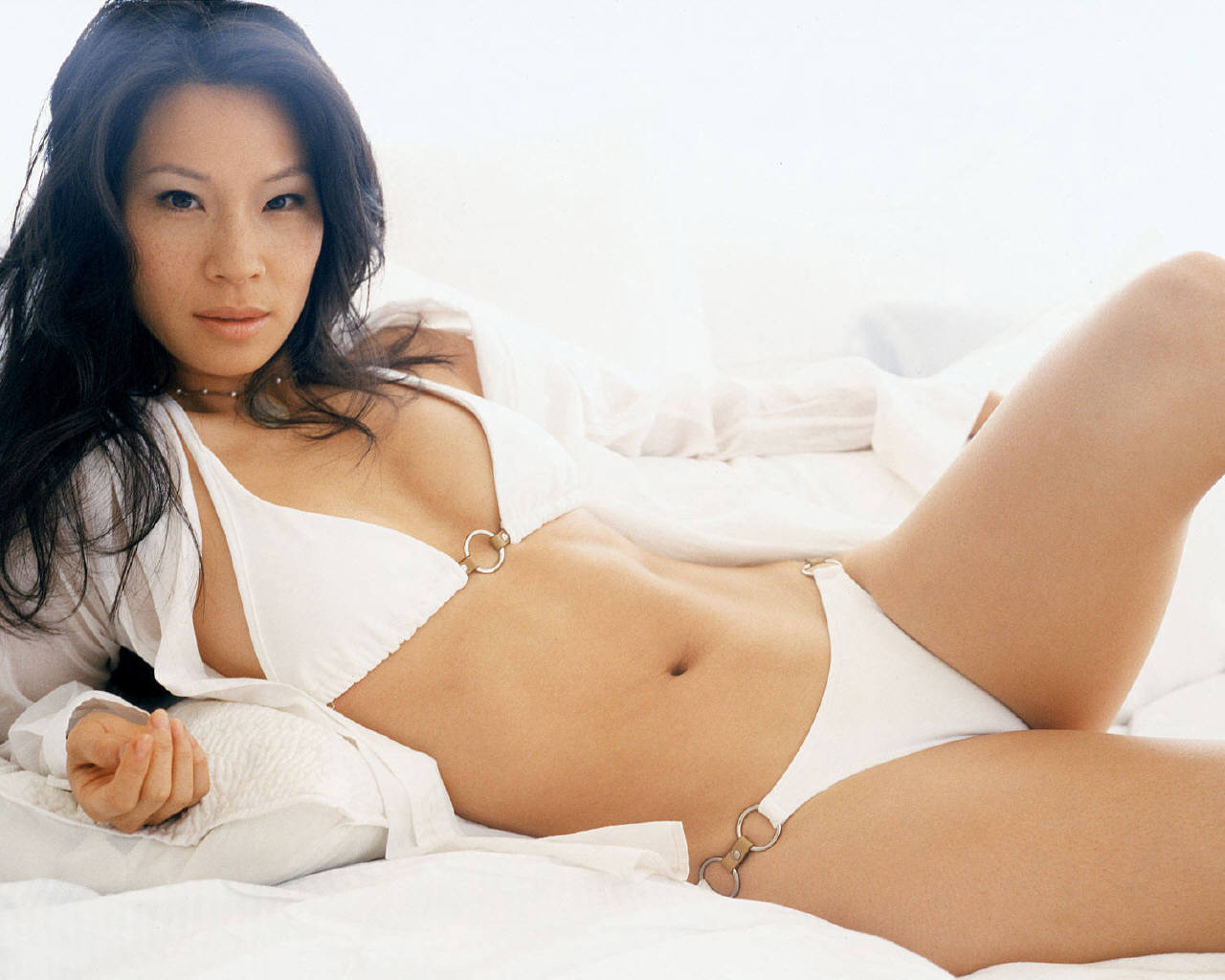 Lucy liu hot consider, that