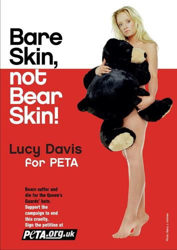 Lucy for PETA