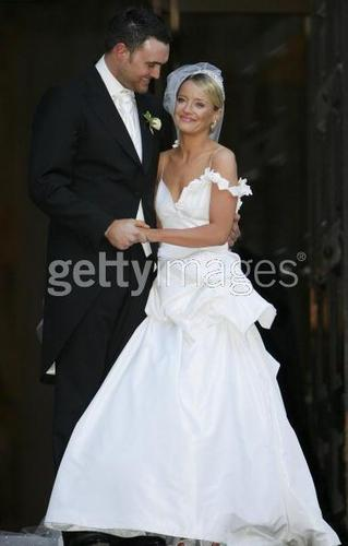 Lucy's Wedding - lucy-davis Photo