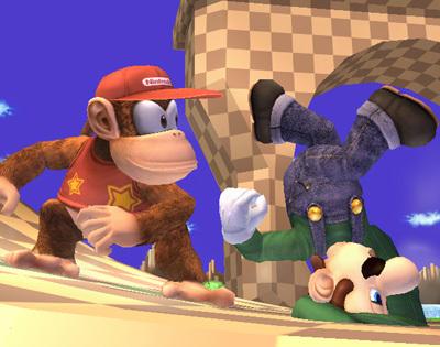 Luigi Special Moves