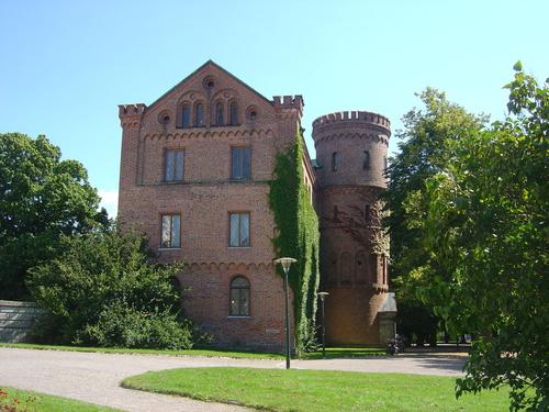 Kunghuset kastilyo