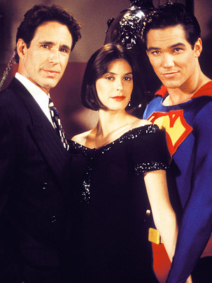 Luthor, Lois and Superman
