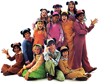 MICKEY MOUSE CLUB 1977