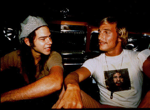 MM in Dazed &amp; Confused - matthew-mcconaughey Photo