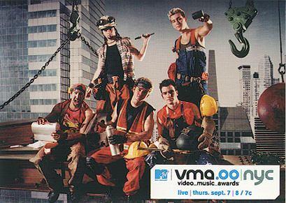 এমটিভি VMAS 2000