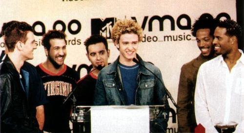 MTV VMAS 2000