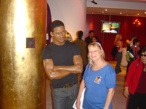 Madame Tussaud's in Londres