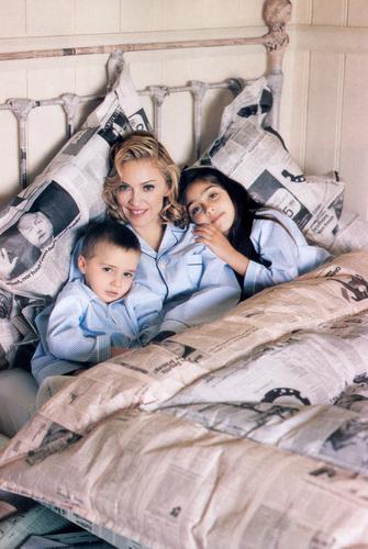 मैडोना & Family