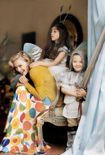 Madonna & Family
