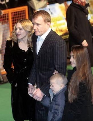 Madonna & Family