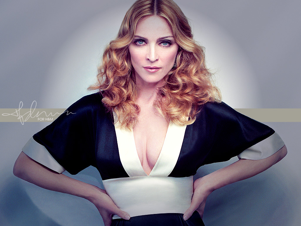 Madonna - Madonna Wallpaper (284309) - Fanpop