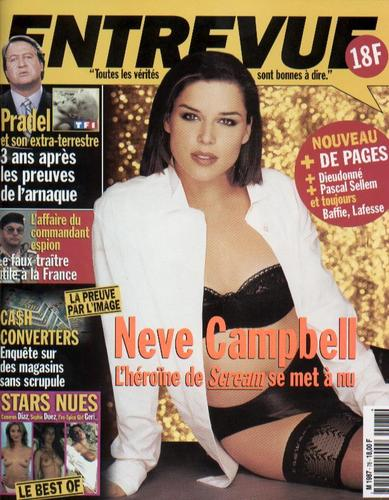 Magazine Covers - neve-campbell Photo