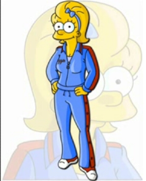 Maggie Simpson wallpaper entitled Maggie Adult