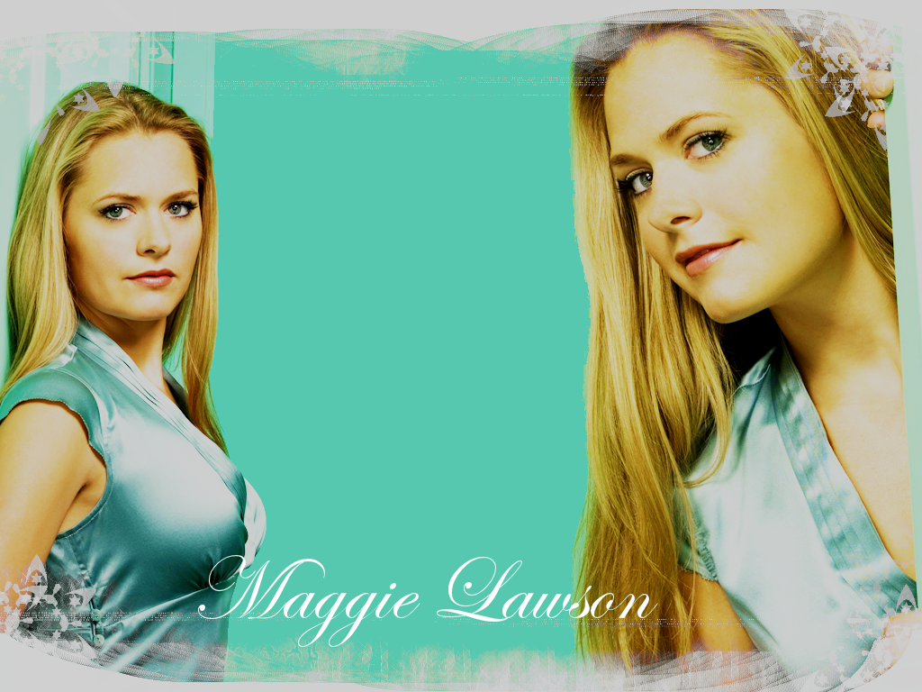 Maggie Lawson - Gallery