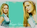 Maggie Lawson - psych wallpaper