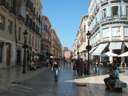 Malaga- Costa Del Sol, Spain - europe Photo