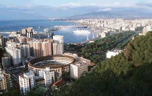 Malaga- Costa Del Sol, Spain
