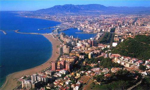 Malaga, Spain-Costa Del Sol