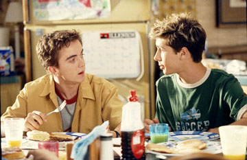 Malcolm In the Middle wallpaper titled Malcolm & Reese