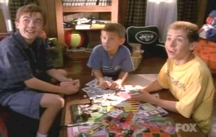 Malcolm, Reese, and Dewey - Malcolm In the Middle 692x440