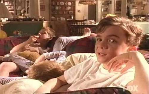 Malcolm, Reese, and Dewey