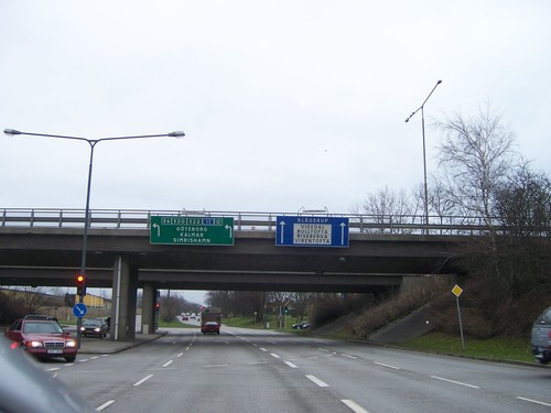 Malmö area 2008 Feb