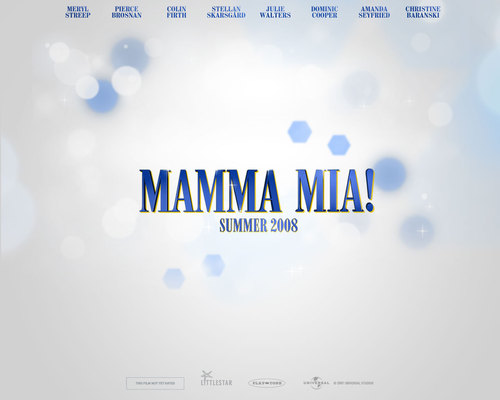 Mamma Mia! wallpaper entitled Mamma Mia! The Movie
