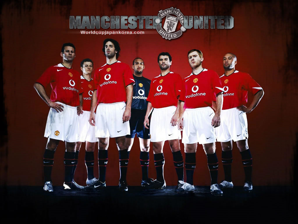 Manchester United - Manchester United Wallpaper (112184) - Fanpop