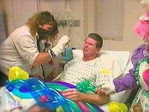 Mankind & Vince McMahon