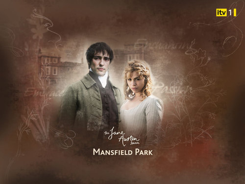 Period Films wallpaper called Mansfield Park 1