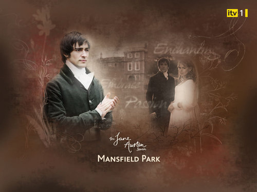 Period Films wallpaper entitled Mansfield Park 2
