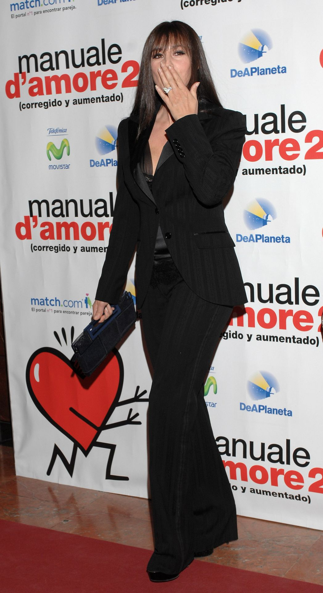Manuale D'Amore Photo Call