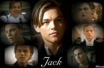 Titanic Jack Dawson Wallpaper Jack Dawson Many Faces of Jack