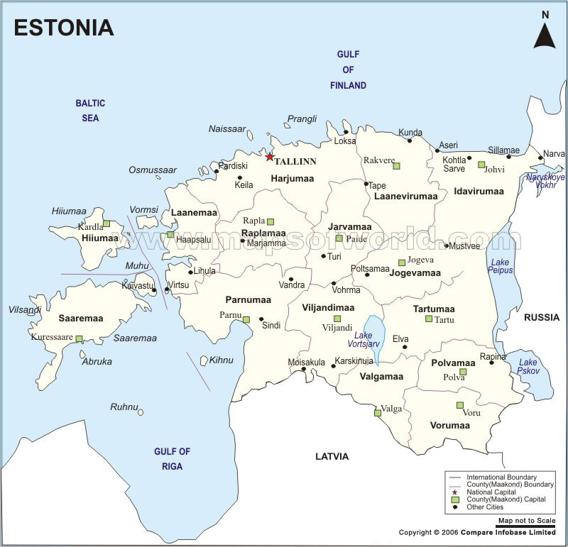 Estonia images Map of Estonia HD wallpaper and background photos ...