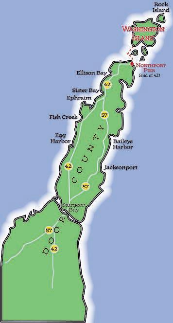 Washington Island Images Maps Wallpaper And Background
