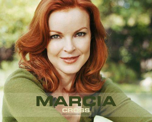 Marcia menyeberang, cross