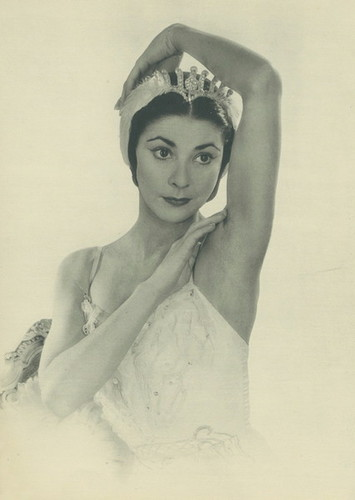 Margot Fonteyn - ballet Photo