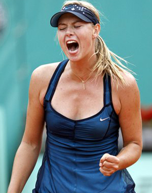 Maria Sharapova wallpaper called Maria