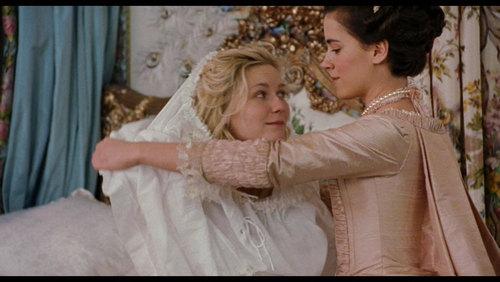 Kristen Dunst fond d'écran titled Marie Antoinette