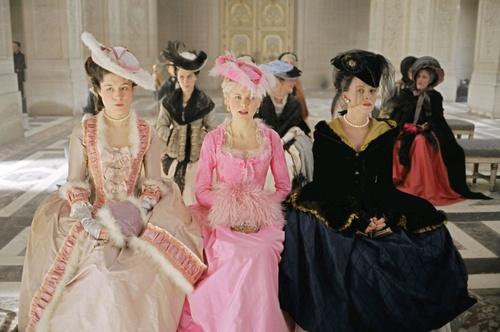 Kirsten Dunst wallpaper entitled Marie Antoinette