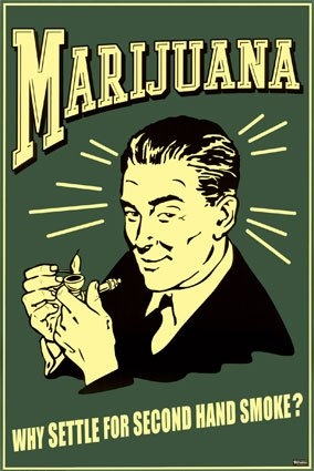 Marijuana Second-Hand Smoke