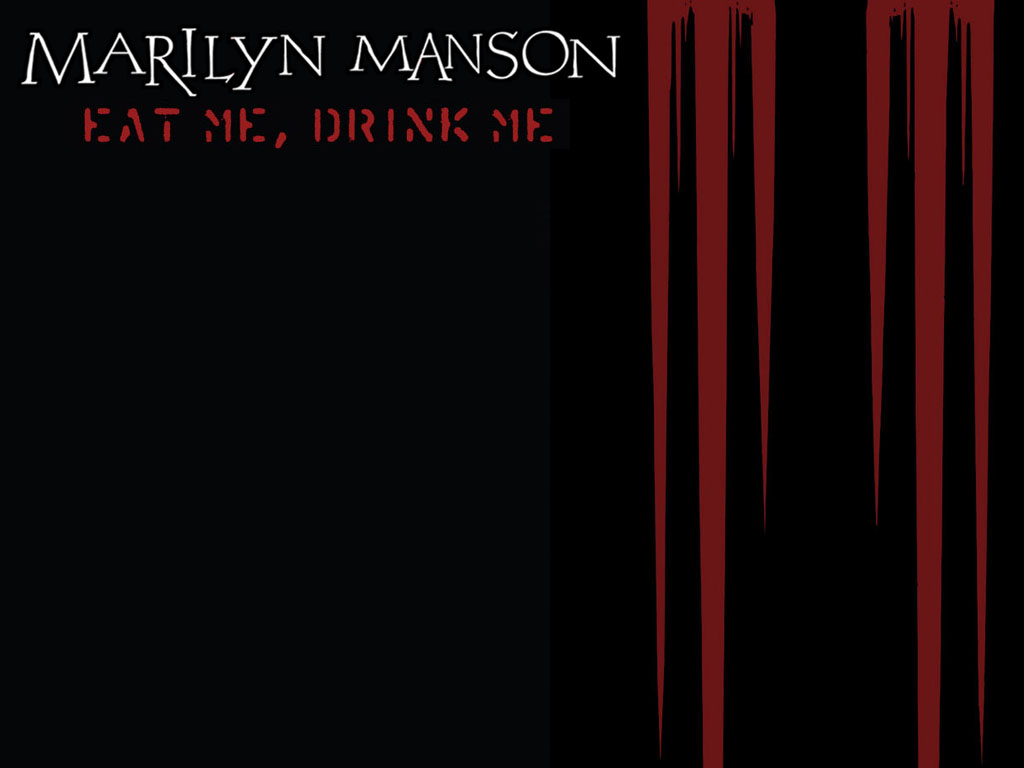 Marilyn Manson Marilyn Manson Wallpaper 284226 Fanpop
