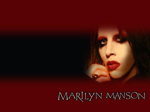 마릴린 맨슨