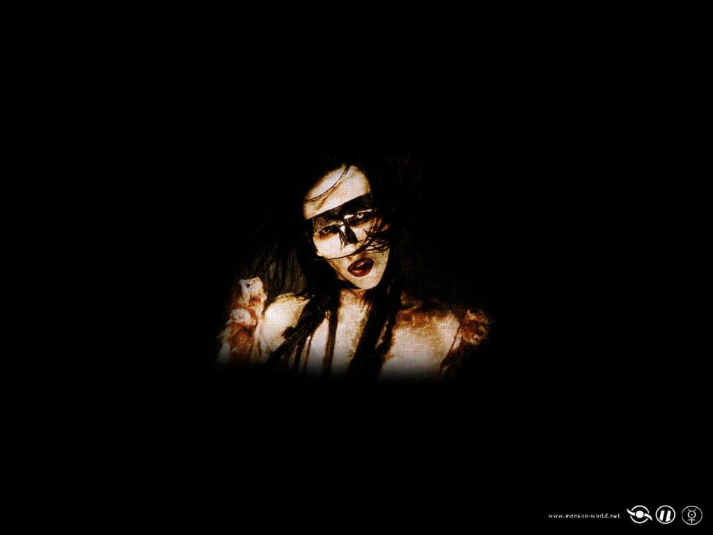 Marilyn Manson Marilyn Manson Wallpaper 584825 Fanpop