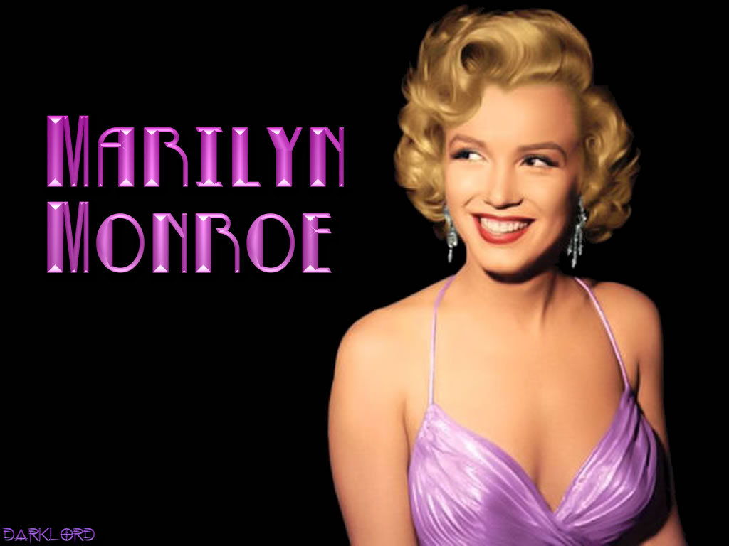 Marilyn Monroe - Images Actress