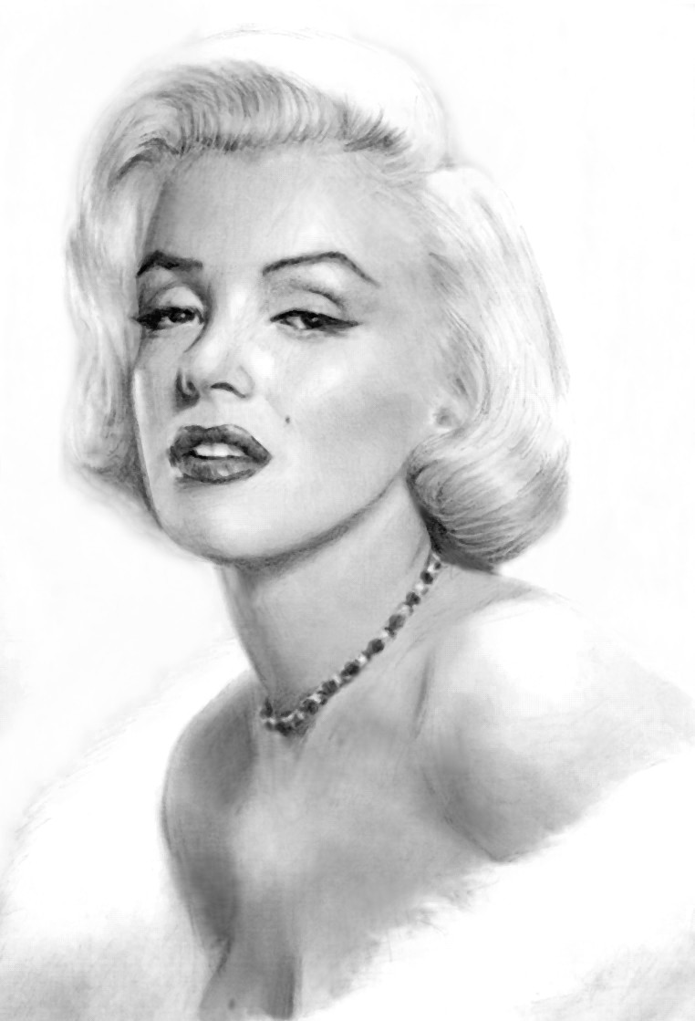 Marilyn Monroe - Wallpaper Hot